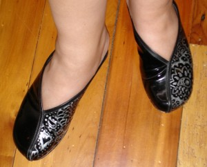My Diamond Shoes