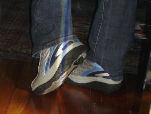 It's more than a shoe...